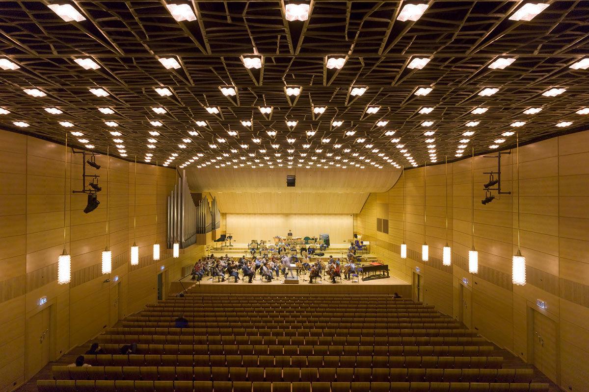 Concert Hall Wuerzburg 2